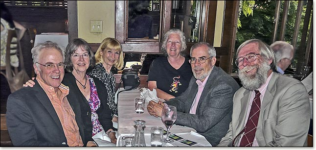 Quadranscentennial Reunion 8 May 2012